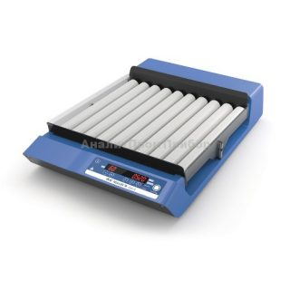 Лабораторный шейкер ROLLER 10 digital (0-80 об/мин)
