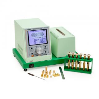 ЛинтеЛ КАПЛЯ-20У аппарат для определения температуры каплепадения нефтепродуктов