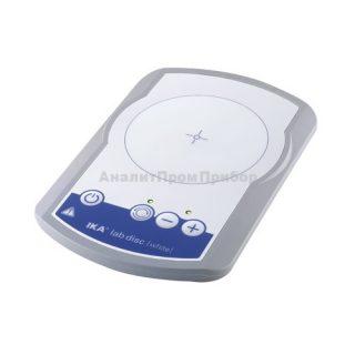 Магнитная мешалка без подогрева lab disc white (1500 об/мин)