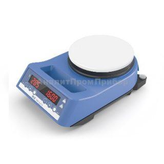 Магнитная мешалка с подогревом RH digital white (2000 об/мин)