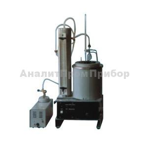 Полуавтоматический аппарат для определения предельной температуры фильтруемости дизельных топлив ПАФ