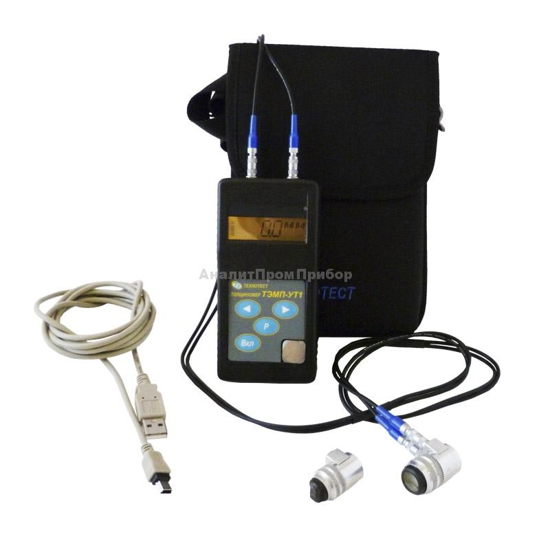 Ультразвуковой толщиномер ТЭМП-УТ1 цена