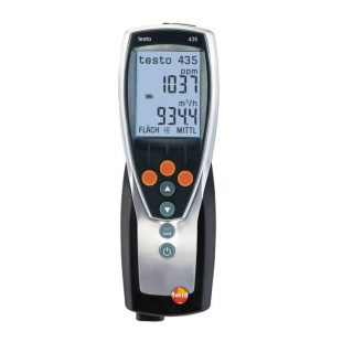 Testo 435-3 прибор многофункциональный измерительный