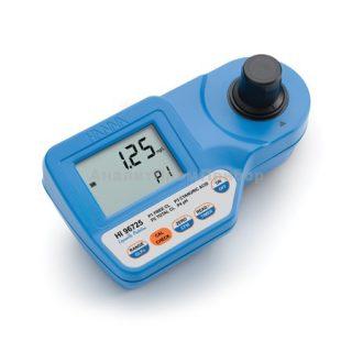 HI 96725 колориметр (анализатор свободного, общего хлора, рН, циануровой кислоты)