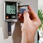 Testo 175-H1 логгер данных температуры и влажности