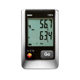 Testo 176 T4 логгер данных температуры