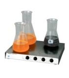 Магнитная мешалка 4-х местная без подогрева MS-01 (80-150 об/мин)