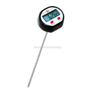 Мини-термометр проникающий стандартный Testo