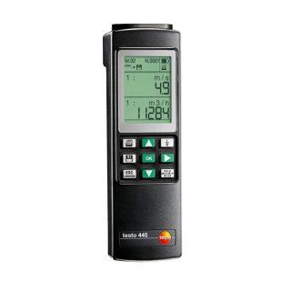 Testo 445 прибор многофункциональный измерительный