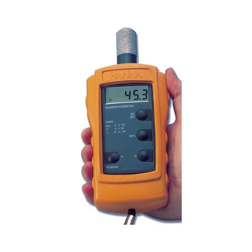 Термогигрометр HI 93640