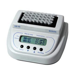 Термостат для стрипов, микротест микропробирок DB-4S (Т до +100 °С)