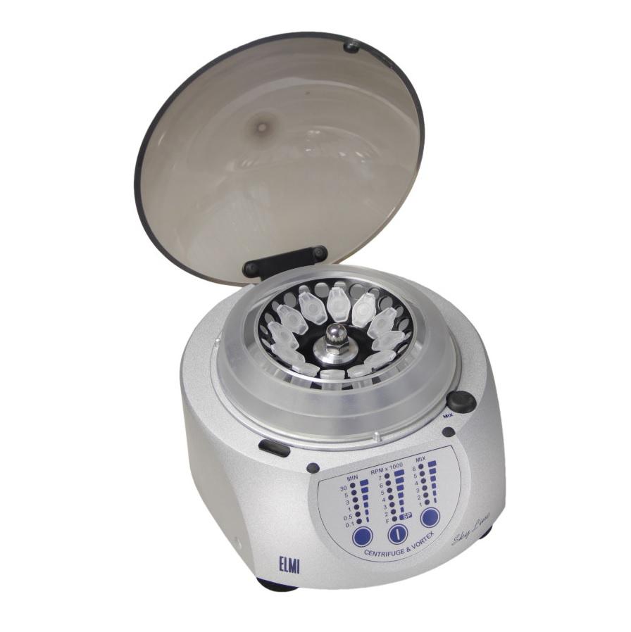 Центрифуга-вортекс CM-70M.07 (1000-7000 об/мин)