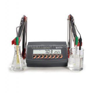 рН-метр / ОВП-метр / иономер / кондуктометр / термометр HI 2550