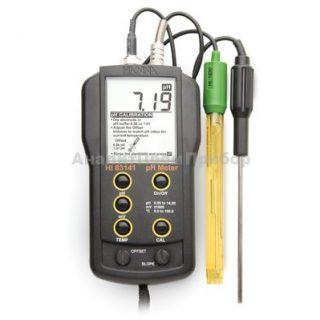 рН-метр / милливольтметр / термометр HI 83141-0
