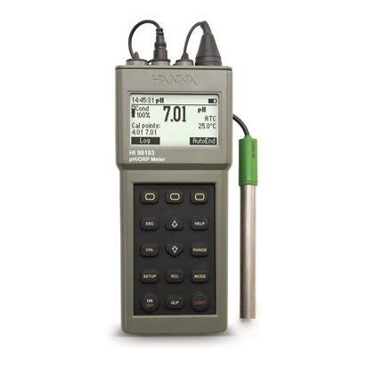 рН-метр / ОВП-метр HI 98183