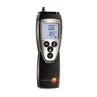 Testo 512 манометр дифференциальный (от 0 до 200 гПа)