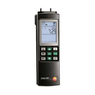 Testo 521-1 манометр дифференциальный