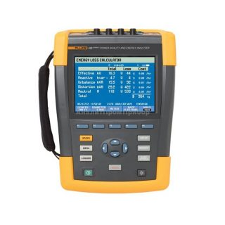 Анализатор качества электроэнергии Fluke 435 II Basic