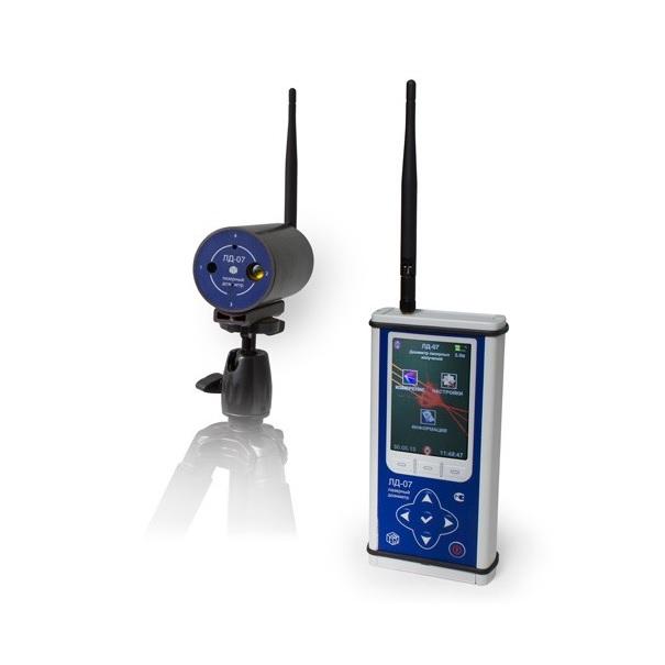 Лазерный дозиметр ЛД-07