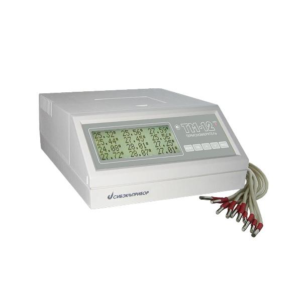 «Термоизмеритель ТМ-12.2» измеритель температуры многоканальный прецизионный