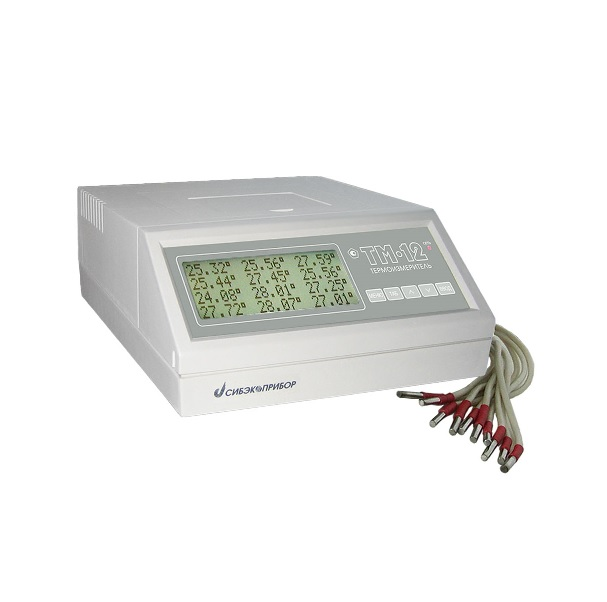«Термоизмеритель ТМ-12.4» измеритель температуры многоканальный прецизионный