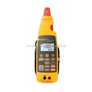 Калибратор-мультиметр с клещами для измерения малых токов Fluke 772