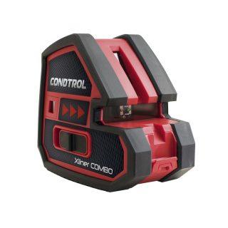 Лазерный нивелир-уровень CONDTROL Combo Profi Set