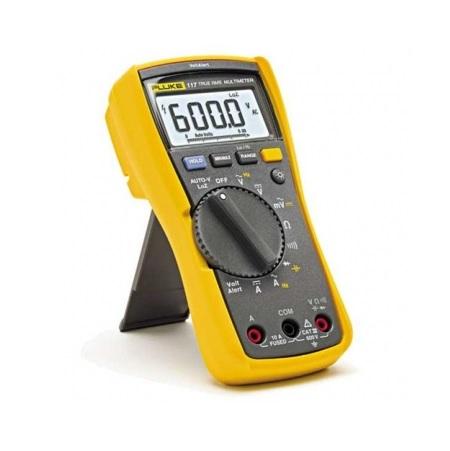 Мультиметр цифровой Fluke 117/322 (Комбинированный комплект электрика)