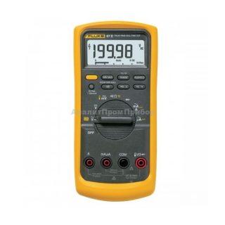 Мультиметр цифровой Fluke 87V/E2 kit (Промышленный комбинированный комплект для электриков)