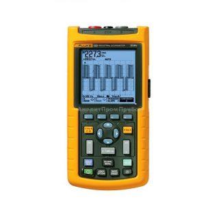 Осциллограф-мультиметр (скопметр) цифровой запоминающий Fluke 123