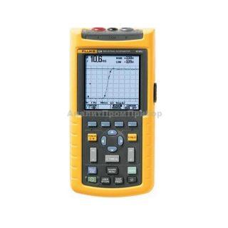 Осциллограф-мультиметр (скопметр) цифровой запоминающий Fluke 124