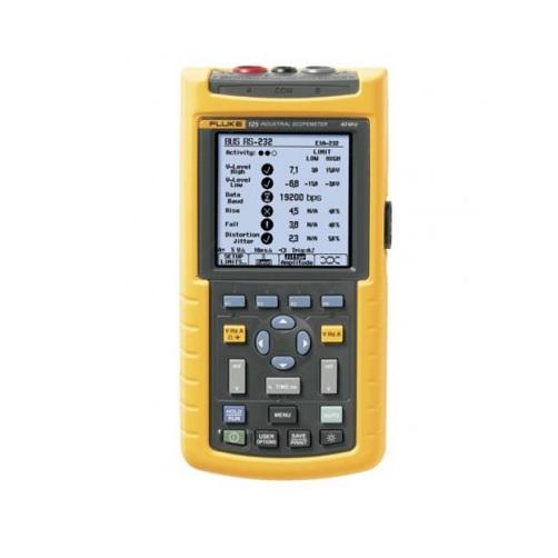 Осциллограф-мультиметр (скопметр) цифровой запоминающий Fluke 125