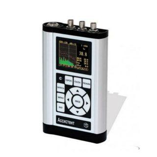 Шумомер, виброметр, анализатор спектра АССИСТЕНТ SIU 30 V3RT
