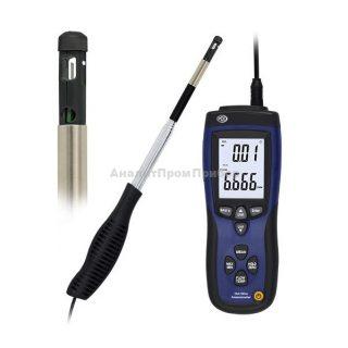 Анемометр на основе трубки Пито PCE-PFM 2