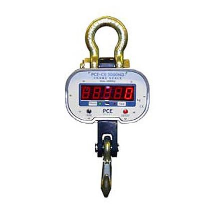 Весы крановые PCE CS 3000 HD