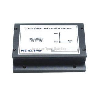 PCE-VDL виброметр-логгер для измерения по трем осям