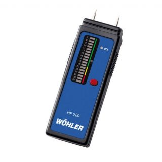 Влагомер древесины Wöhler HF 220