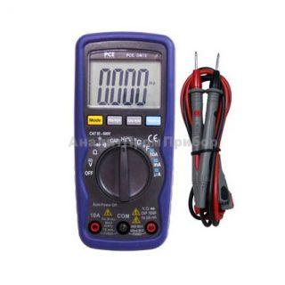 PCE-DM12 вольтметр