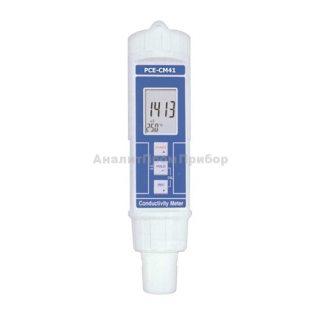 PCE-CM 41 кондуктометр / солемер / термометр