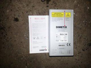 Лазерный дальномер Dimetix DLS C 30