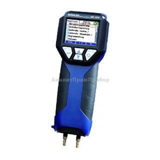Wöhler DC 430 манометр для контроля герметичности газовых систем