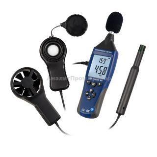 Многофункциональный измерительный прибор PCE EM 883