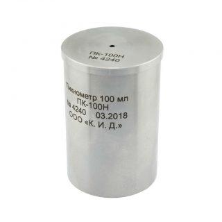 ПК-100Н (100 мл) пикнометр из нержавеющей стали
