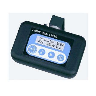 Прибор измерения цветовой температуры источников света LM 10
