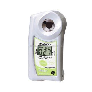 PAL-USG (DOG) рефрактометр для измерения относительной плотности мочи собак