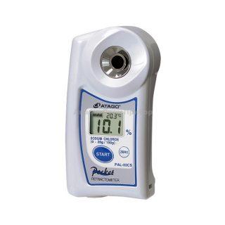 Рефрактометр для измерения солености PAL-03CS (0…28%)
