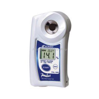 Рефрактометр для измерения солености PAL-106S (0…33%)