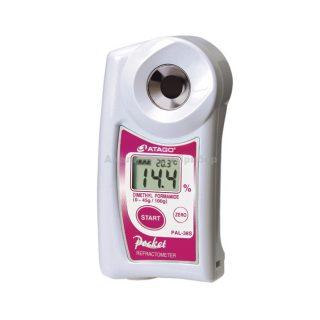 Рефрактометр для искусственной кожи PAL-38S (0…45%)