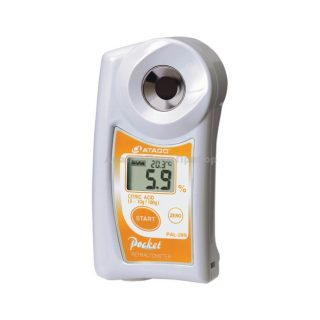Рефрактометр для лимонной кислоты PAL-29S (0…10%)