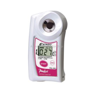 Рефрактометр для сульфата меди PAL-54S (удельный вес)